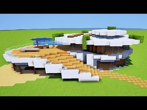Decoration de maison dans minecraft