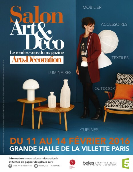 Salon art et décoration la villette