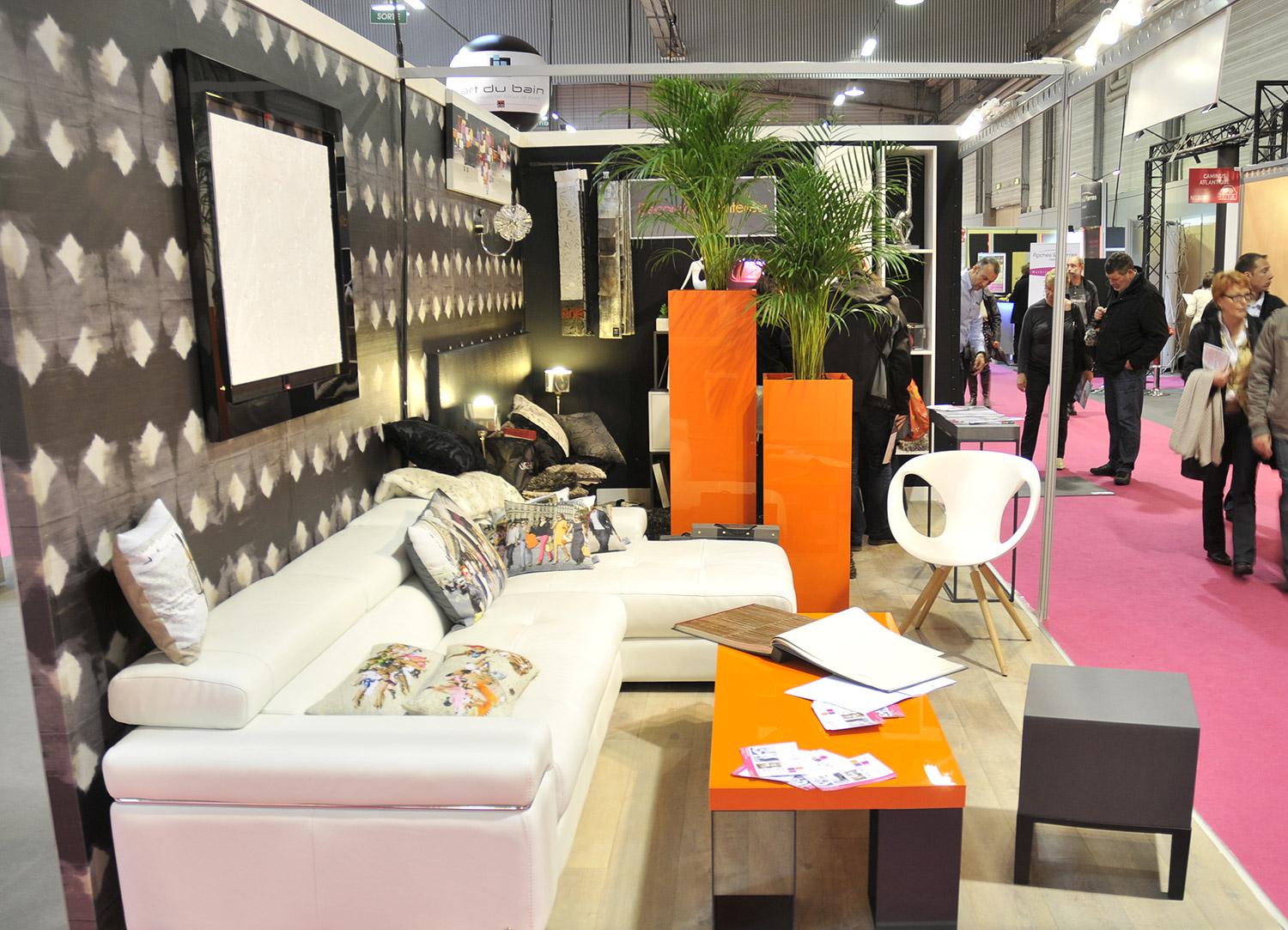Salon décoration nantes