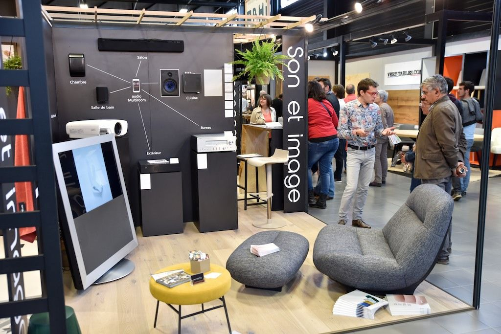 Salon decoration angers