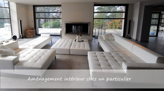 Idee de decoration d'interieur maison