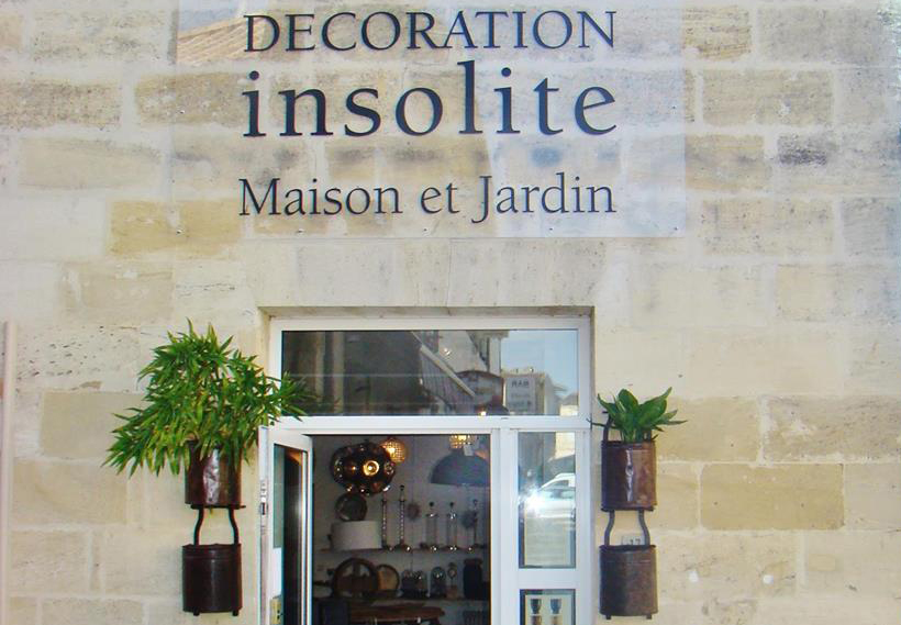 Magasin de décoration maison gironde