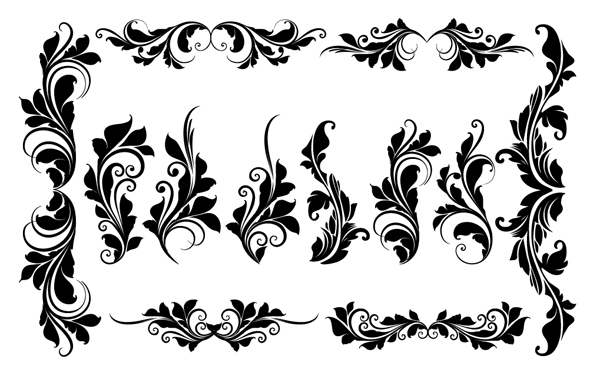 Design decoration vector