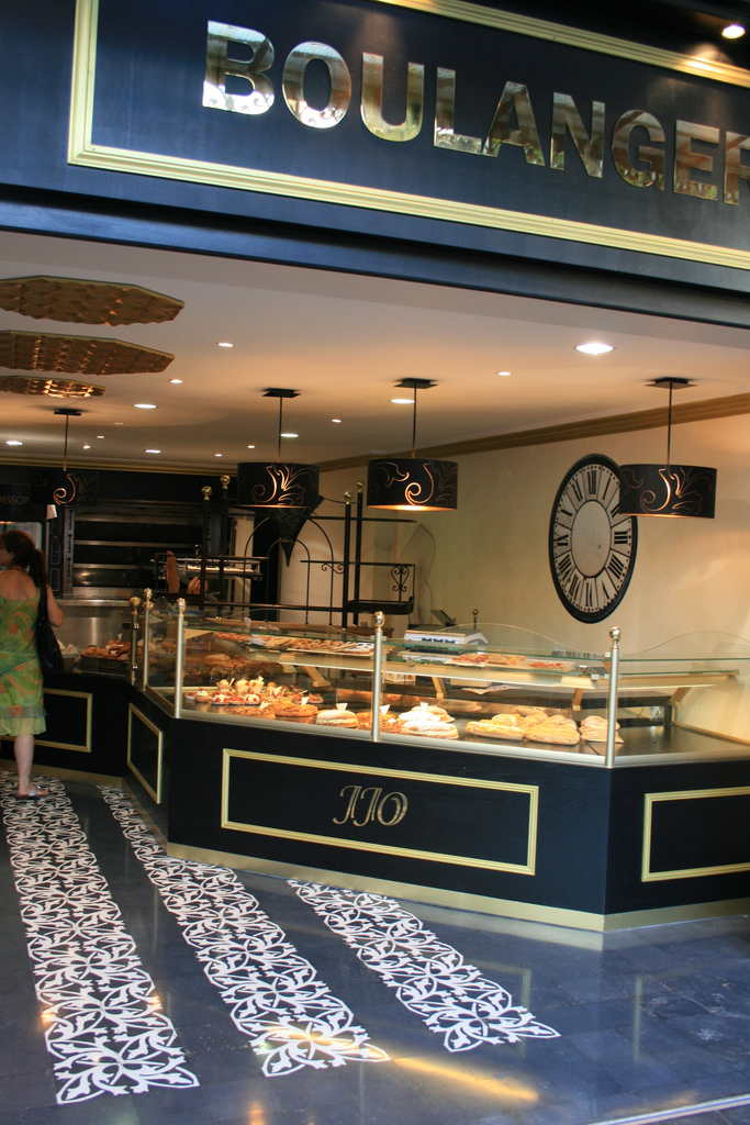 Decoration boulangerie design
