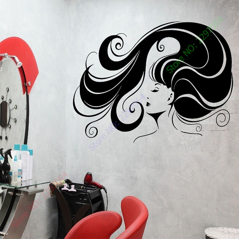 Pvc decoration salon