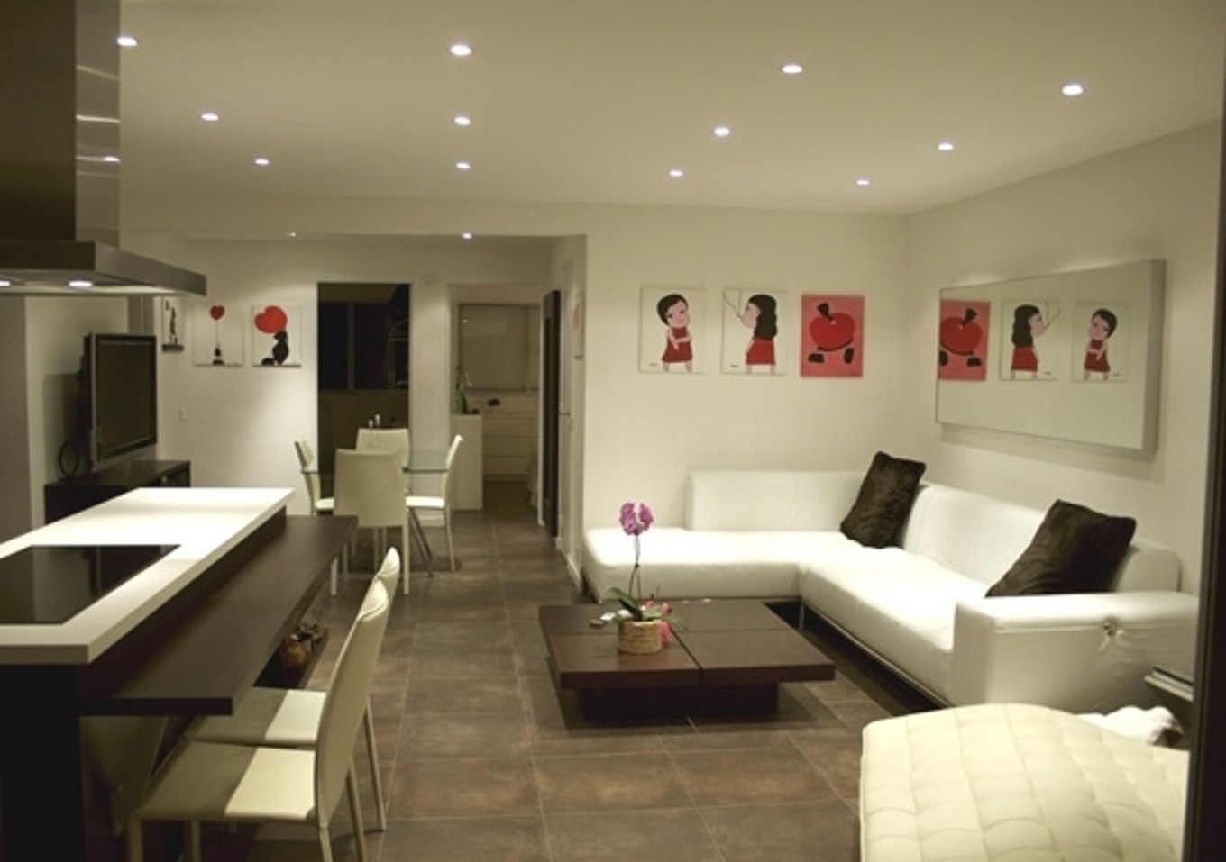 Decoration interieur style americain - boutiqueafro.fr