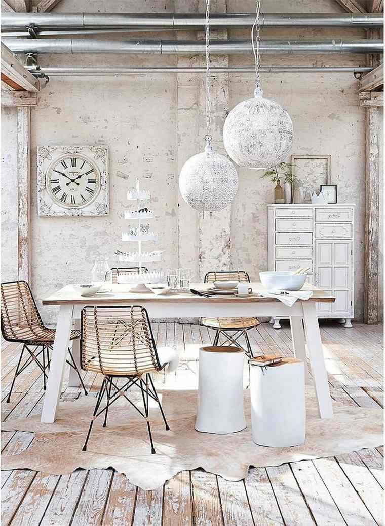 Decoration interieur shabby